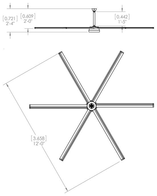 MacroAir plan drawing