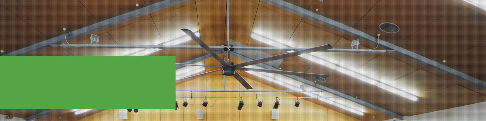 Profan News Commercial Warehouse Ceiling Fans