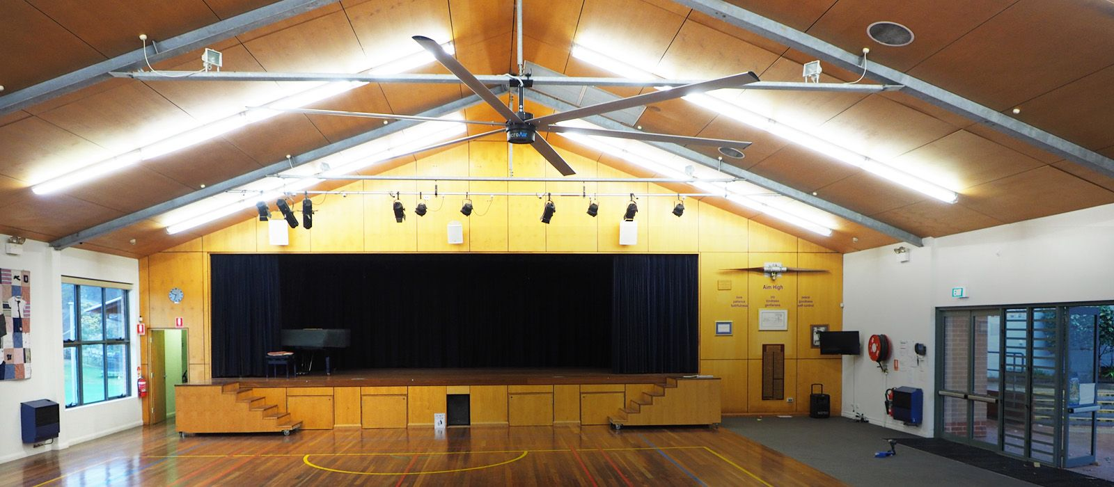 big fan install loquatvalleyschoolhall