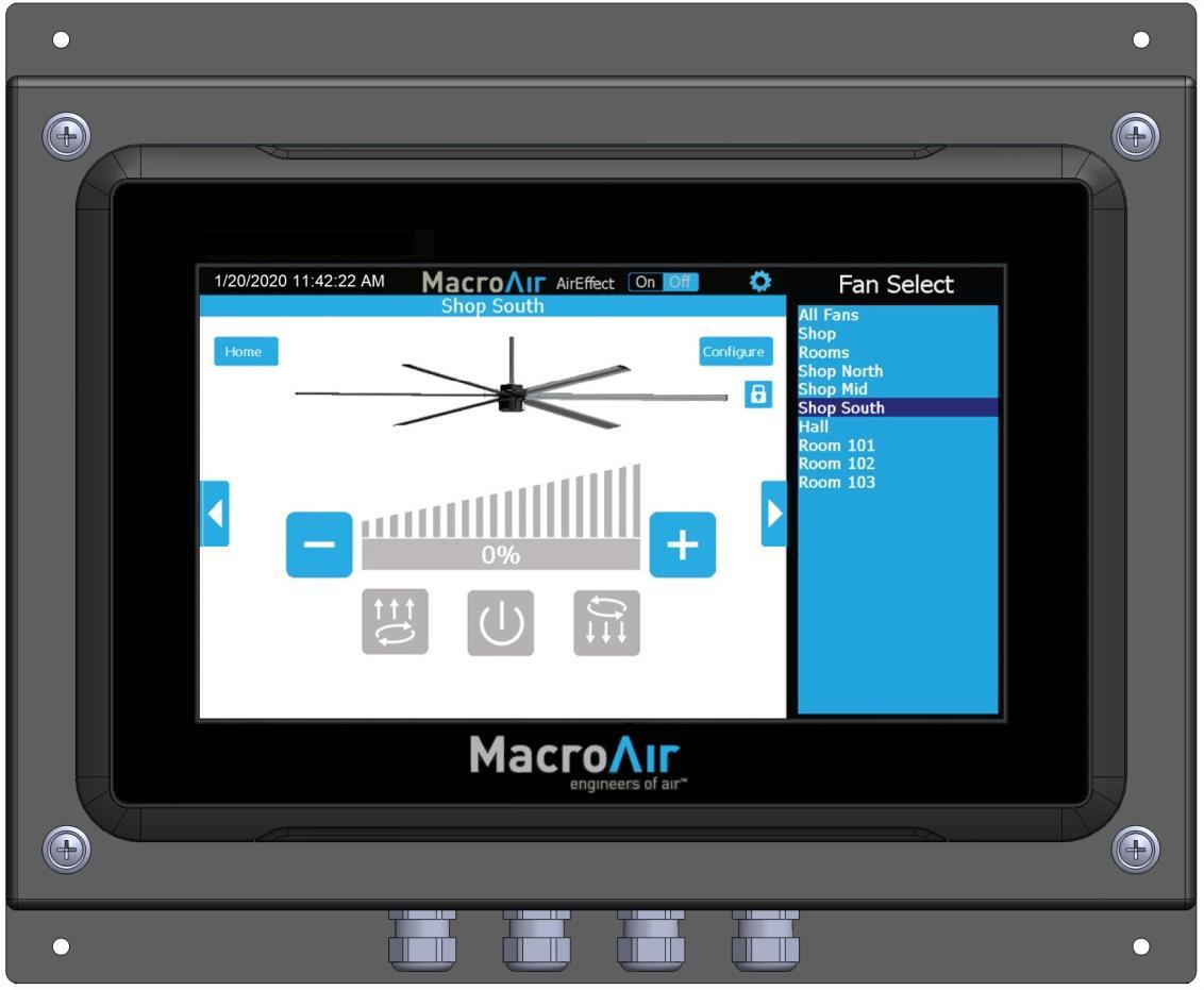 MacroAir Controller 30